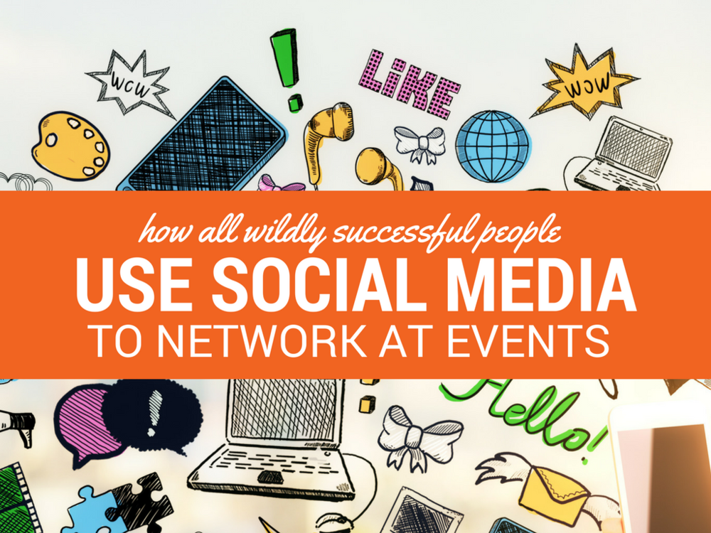 Use Social Media Network Events