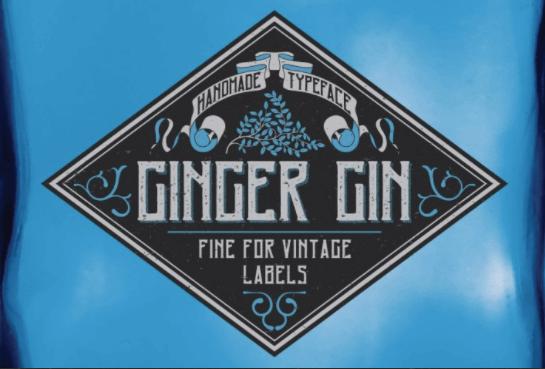 Ginger Gin font.png