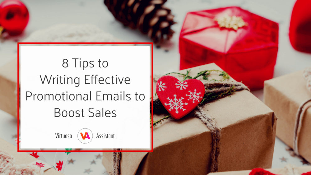 How to Write Promotional Email to Boost Sales