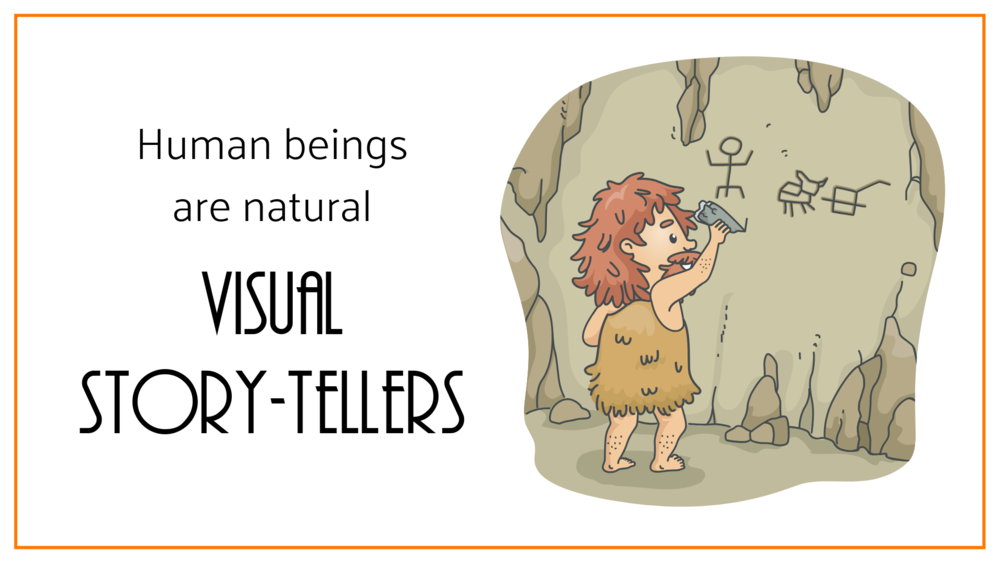 Human beings are naturally visual storytellers.png
