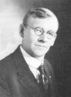 John A. Mattinen, b. 1876 Kemi, Finland, businessman and author