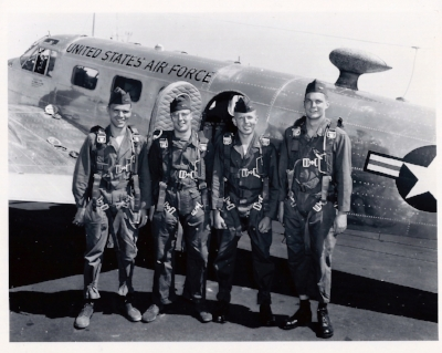 Emmett Anderson, 3rd from left.