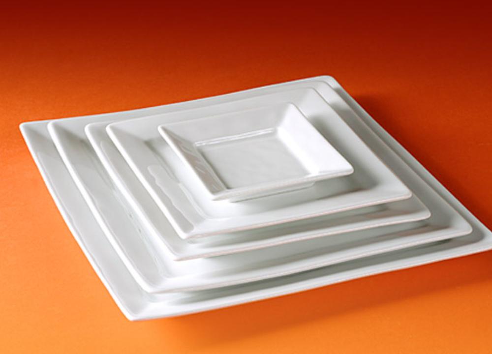 Pillivuyt Square Plates