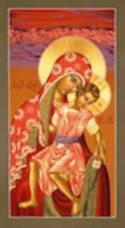 Nuestra Senora de las Montanas by Fr. William H. McNichols, OP.   www.fatherbill.org