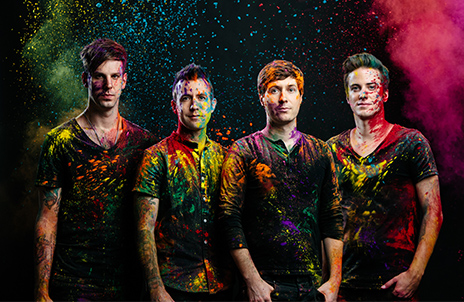 Hawk Nelson - Christian Rock Band