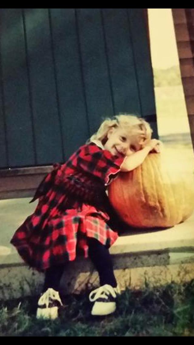 beebe pumpkin hug
