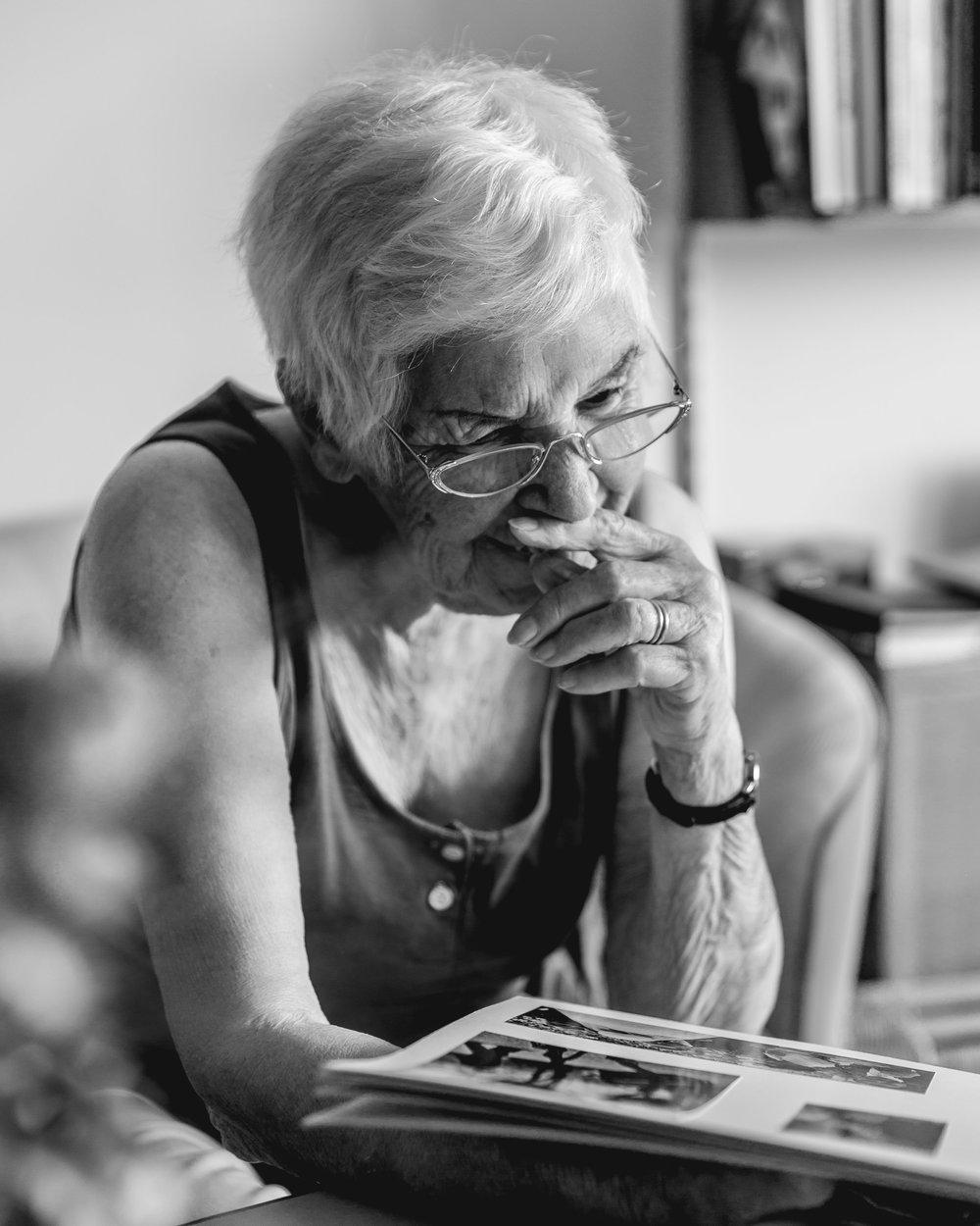 N° 2  Irene Klöti   *25. November 1929 – Schauspielerin, Hausfrau und Mutter