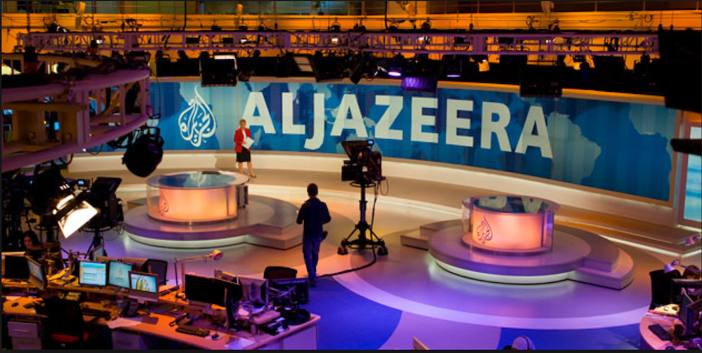 Al Jazeera America: doomed from the start.