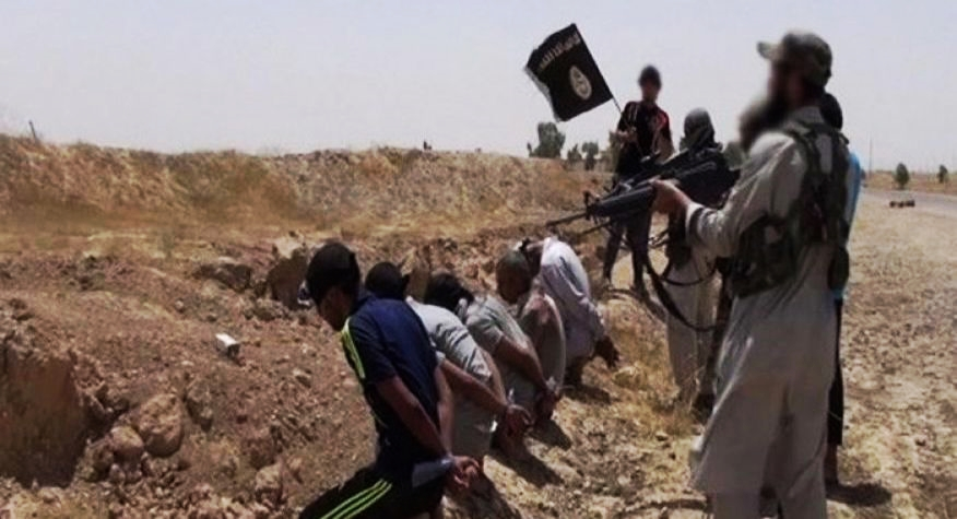 ISIS executes men, women and children found guilty of offenses against Islam