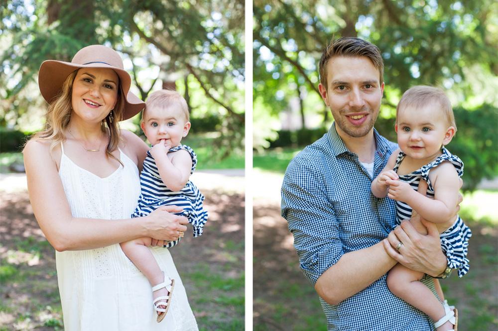Santa Cruz Family Photos