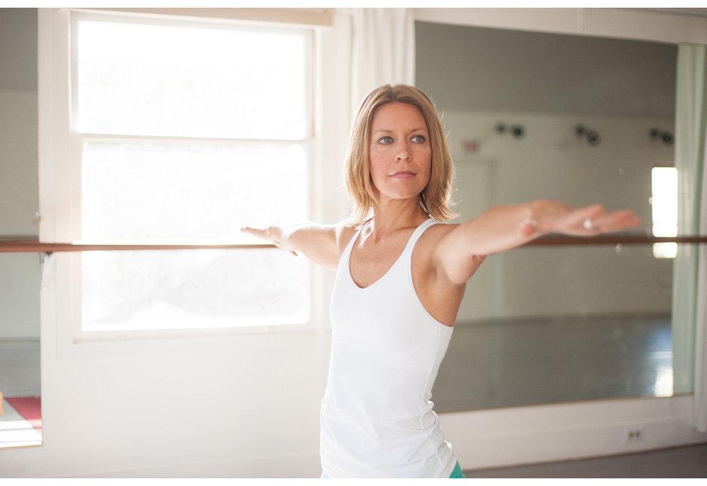Yoga instructor photo in Portland