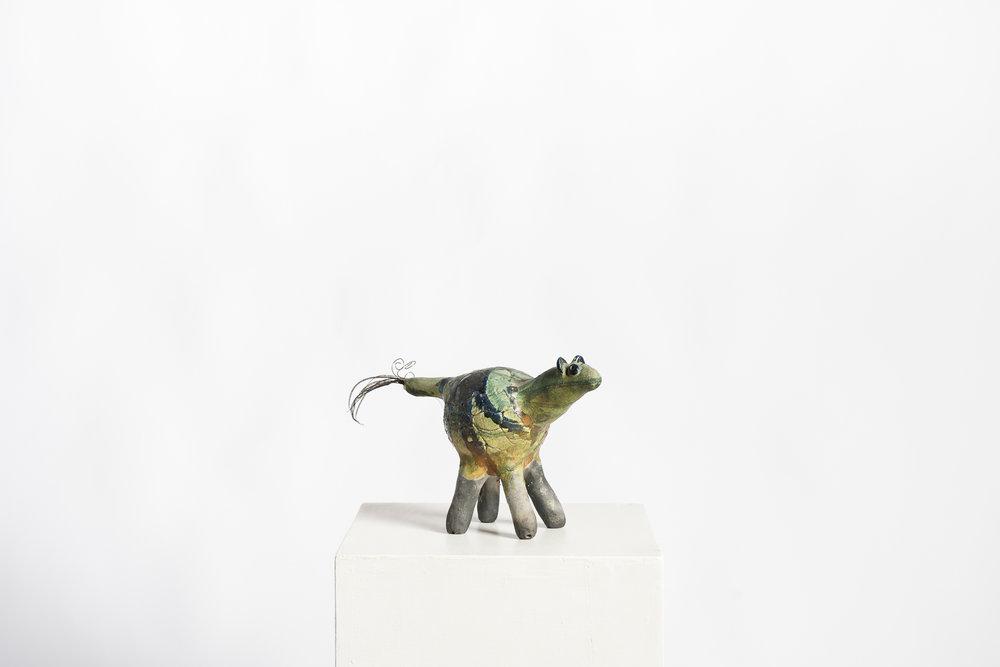 Horseling, ceramic