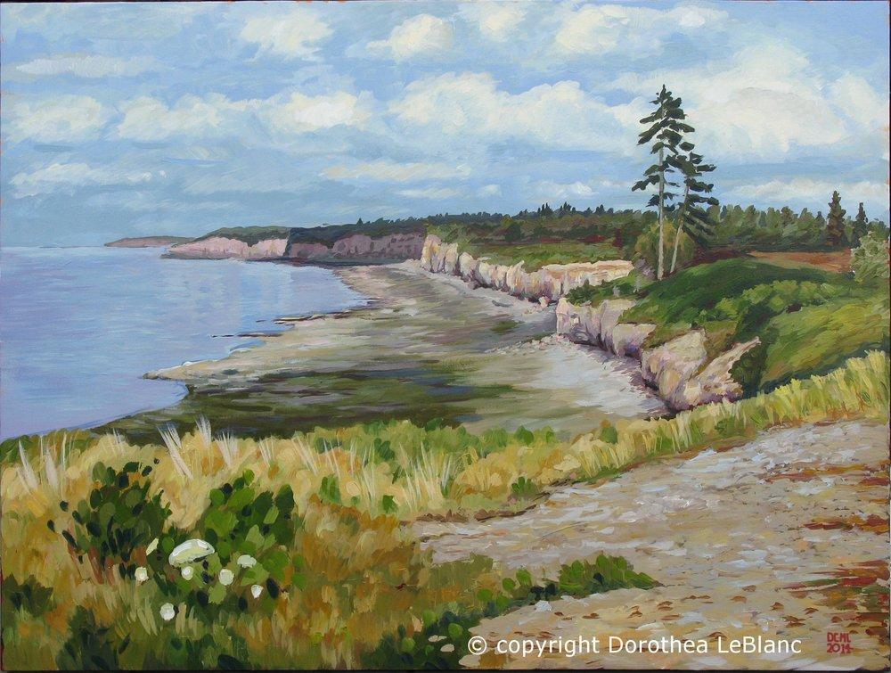 St. Mary's Bay, Nova Scotia - not available
