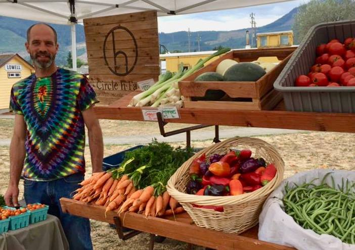 Dexter Lake Sunday Farmers Market - More info here!