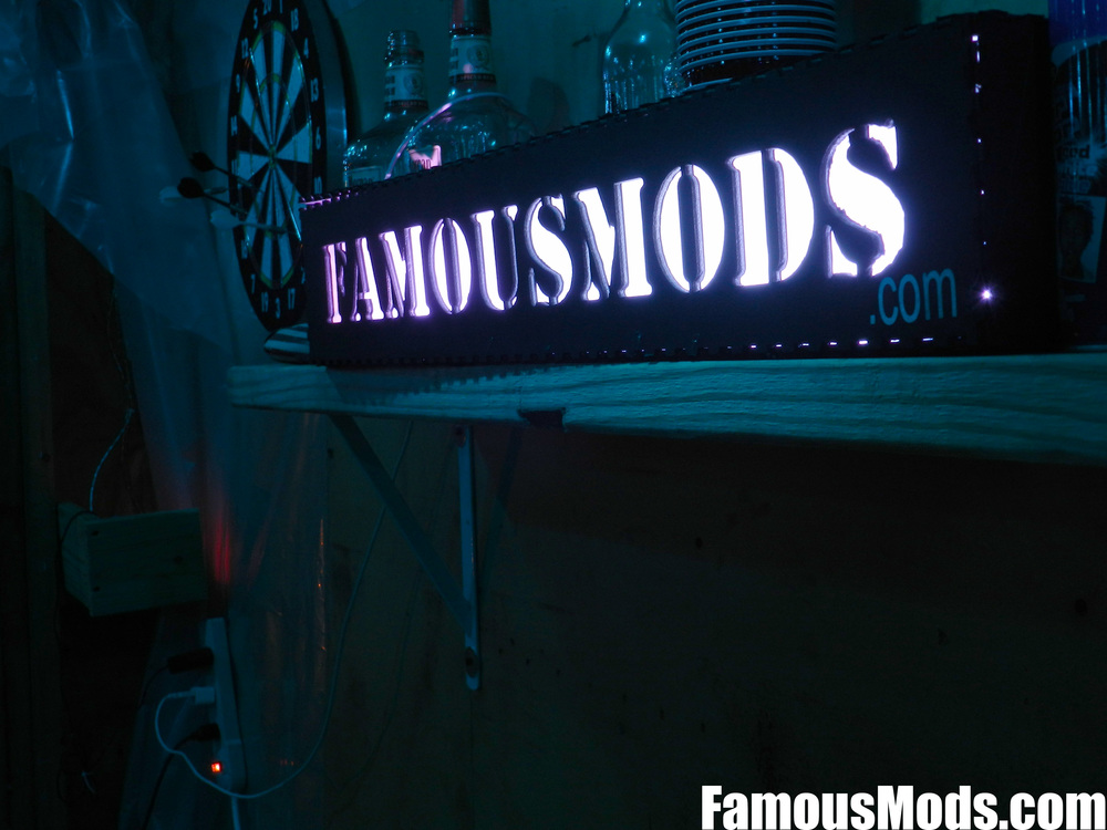 Custom Sign Lighting