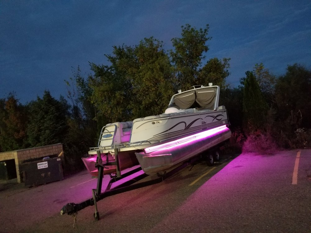 Pontoon Boat Lighting