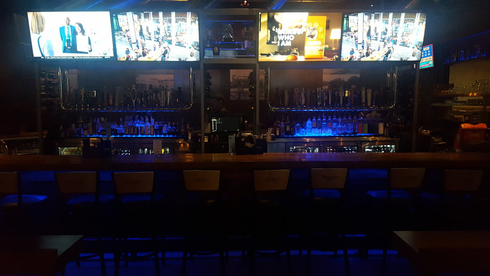 TooRaLoo Bar Lighting