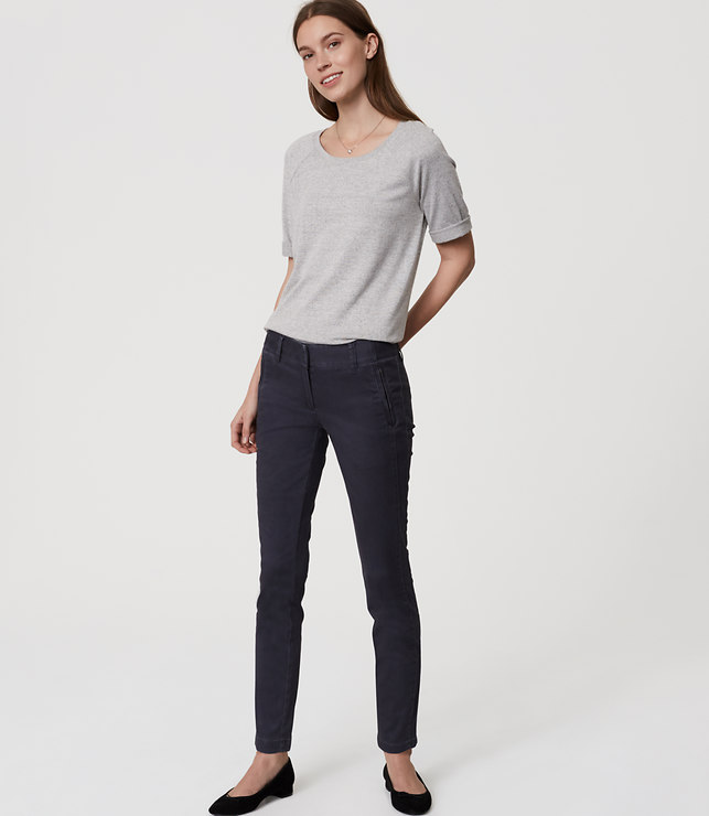 A Chino is another great option for Business Casual dress. I prefer to go with a neutral color other than khaki for a little bit more of a modern look. Chinos are a great pant that is versatile for many situations.