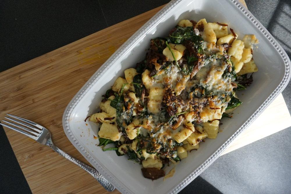 Homemade Gnocchi + Leftover Pot Roast