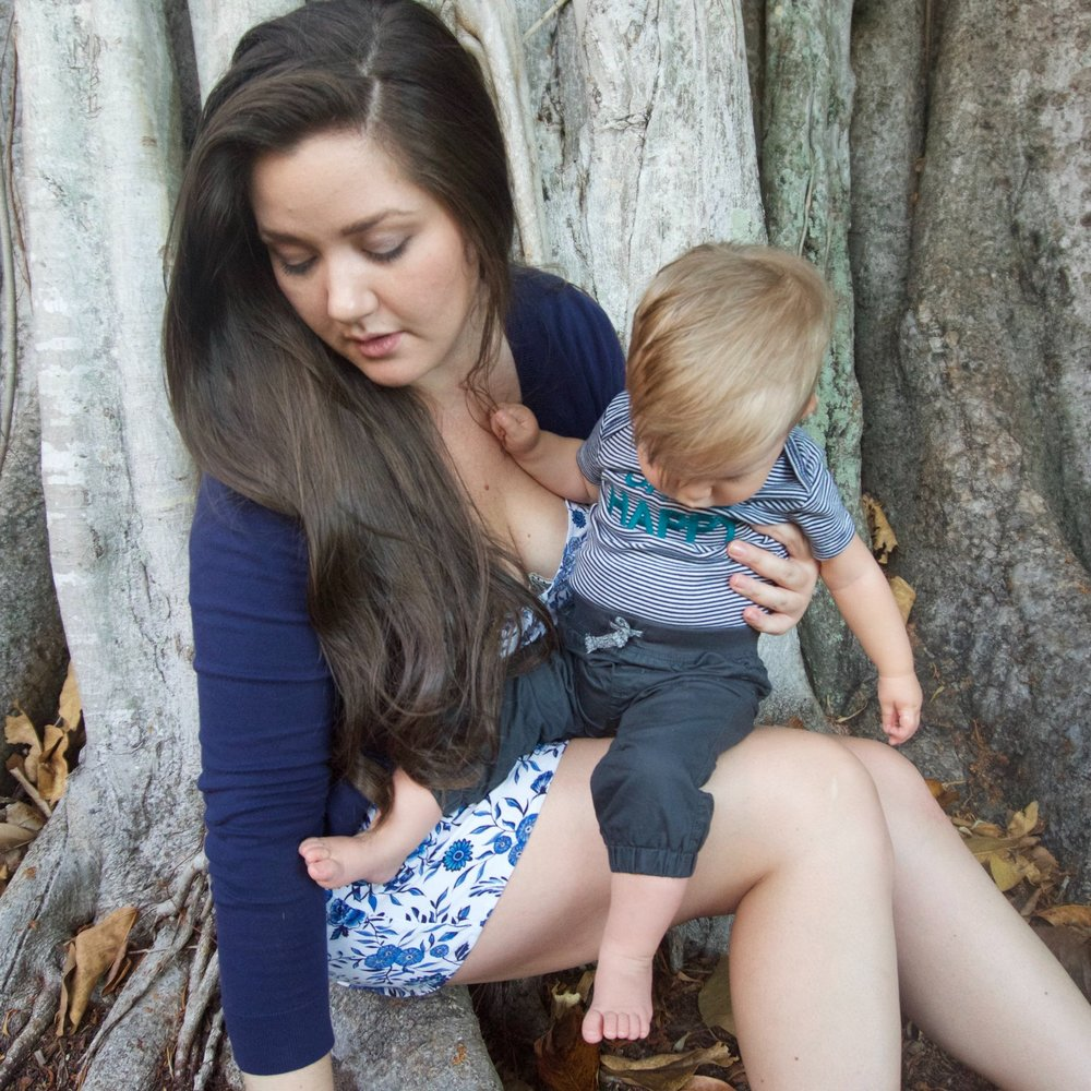 About the blogger - I'm a first time mom on a spiritual journey that is just learning how to balance (if it even exists!) the demands of motherhood with my own needs.