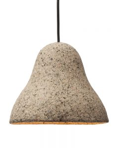 Terroir Lampe. 2015, designed by Edvard-Steenfatt, made with seaweed and recycled paper.