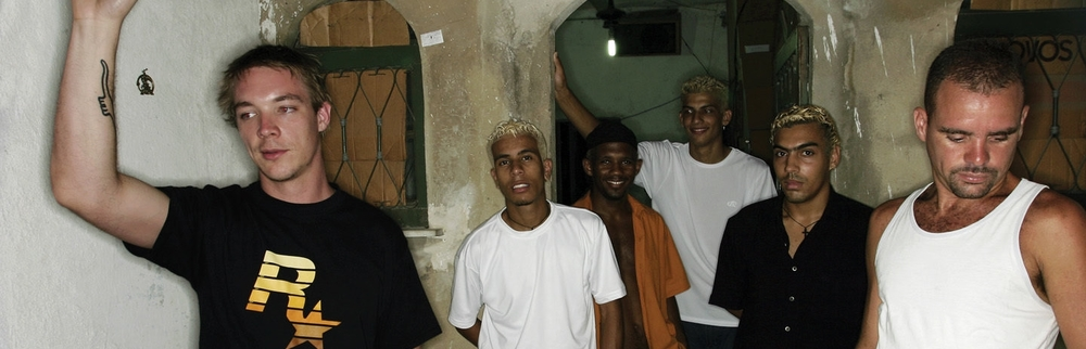 Thursday, May 10, 2012 at 7pm FAVELA ON BLAST Directed by Leandro HBL & Wesley Pentz | Brazil, 2008, 84 min. In Portuguese with English subtitles. For over 20 years, a subculture has emerged in Brazil under society's radar. It is the culture surrounding 'funk carioca', a musical rhythm which mixes the American electronic funk of the 1980s with the most diverse influences of Brazilian music. 'Baile funk' is one of the most interesting musical movements in the world, emerging from the favelas of Rio de Janeiro. Directors Wesley Pentz (Diplo), teamed up with Leandro HBL in 2005 to tell the story of the MC's, DJ's, dancers and cultural producers who have spent their lives in the favela and are creating this vibrant scene. Together, they visited 60 favelas and conducted more than 100 interviews in order to explore the culture that surrounds Funk Carioca. In doing so, they have created a portrait of a subculture that defines the youth of Rio's dismissed population.