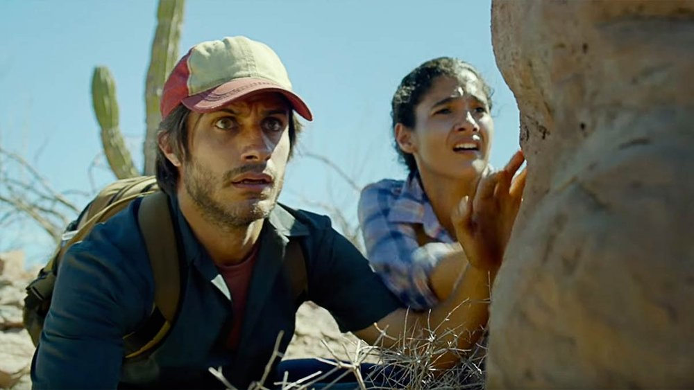 4. DESIERTO  STX Entertainment  The immigration thriller directed by Jonás Cuarón, co-produced with his father Alfonso, and starring Gael García Bernal made $2 million at the box office and was Mexico's candidate to the Academy Awards.