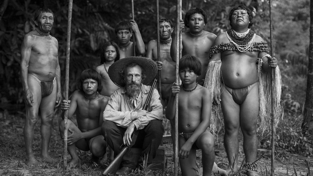 6. EMBRACE OF THE SERPENT  Oscilloscope Laboratories  Colombia's first Academy Award nominee for Best Foreign Language Film was a sleeper hit in the United States. The film directed by Ciro Guerra and released by Oscilloscope Laboratories earned an impressive $1.3 million in its theatrical run.