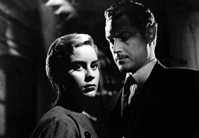 Elsa Daniel and Lautaro Murúa in Leopoldo Torre Nilsson's  The House of the Angel  (1957)