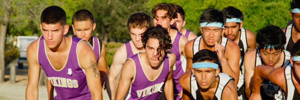 VARSITY PUNKS (Anthony Solorzano, USA, 2017, 105 min. In English) East Coast Premiere Senior A.J. Montoya (Cody Esquivel) is his high school's star quarterback until he breaks his hand. In desperation, AJ realizes that his only shot at athletic glory is to team up with his longtime rivals -- the cross country team, quirky misfits lead by their feisty captain, Rosie (Andy Bueno). Together, they have the potential to win big under the guidance of Coach Menlo (Efren Ramirez), a likable slacker who is chasing a big win of his own! AMC Empire Theater 12 - Saturday, September 23, 10:15pm