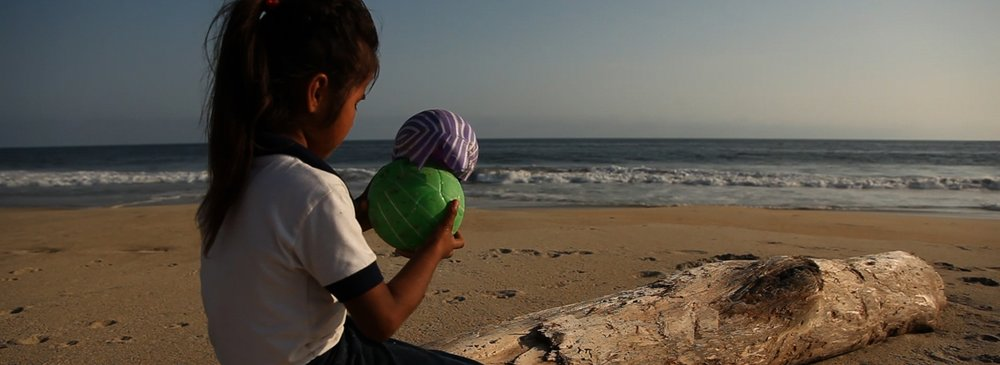 "PACÍFICO  (Fernanda Romandía, Mexico, 2016, 72 min. In Spanish with English subtitles)   U.S. Premiere   The building site of Casa Wabi, a house and arts center designed by Japanese architect Tadao Ando among the beaches of Puerto Escondido, Oaxaca, serves as the setting for the story of 7-year-old Coral, who visits the construction site every day after school to spend time with his godfather Diego. In addition to working on the construction crew, Diego is the leader of a musical group, and is addicted to his cellphone. One day, Coral meets Oriente, a carpenter and aspiring poet who dreams of seeing his faraway family again. Growing attached to his new friend, Coral decides he wants Oriente to become a second godfather to him. With exquisite camerawork by Pedro González-Rubio ( Alamar ) and co-produced by New York-based Mexican artist Bosco Sodi and Carlos Reygadas's Mantarraya film production company, PACÍFICO is a calm and serene fictional debut, skillfully disguised as a documentary.  ""A quiet and modest charmer…small is beautiful in Fernanda Romandía's docu-fiction hybrid PACÍFICO, which uses the world's largest geographical feature as backdrop for a delicate wisp of a sun-kissed, seaside tale."" –Neil Young,  Hollywood Reporter    Thursday, November 16 at 7:15pm"