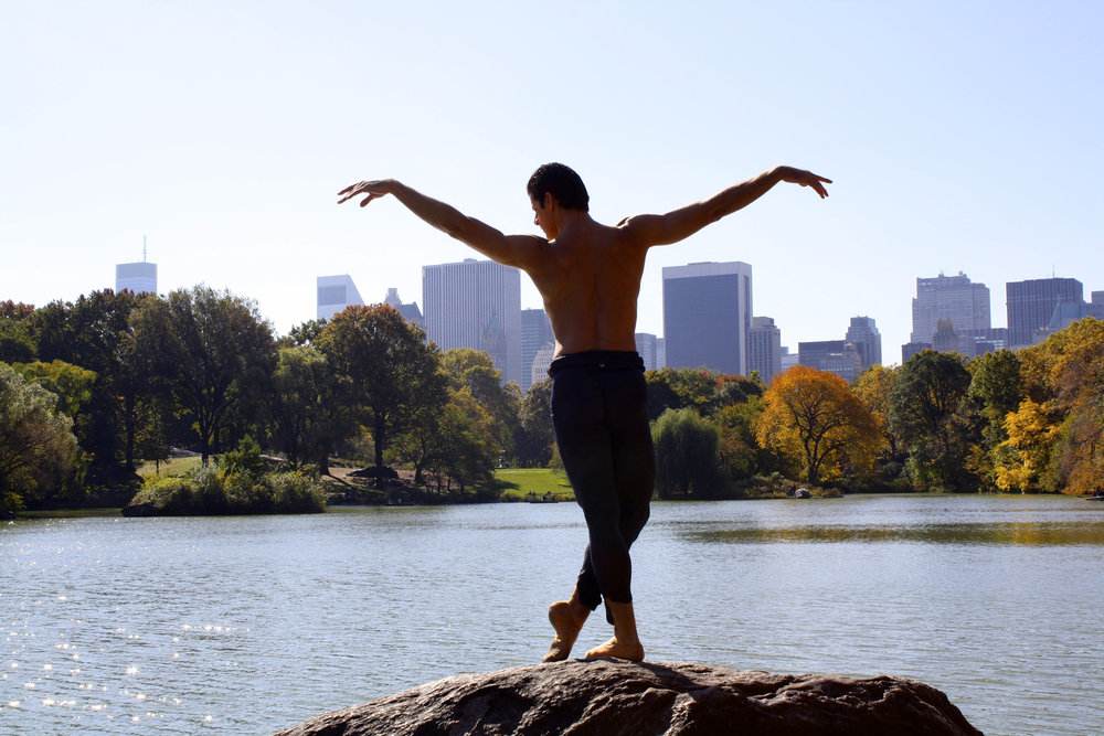 ANATOMY OF A MALE BALLET DANCER on Brazilian Marcelo Gomes Opens ...