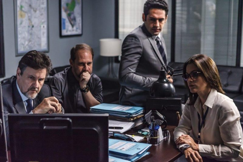 BRAZIL   The political thriller  Polícia Federal - A Lei é para Todos  ( Operation Carwash: A Worldwide Corruption Scandal Made in Brazil ), based on on the true story of Operation Lava Jato, was the highest-grossing Brazilian film at the local box office with 1.3 million viewers.