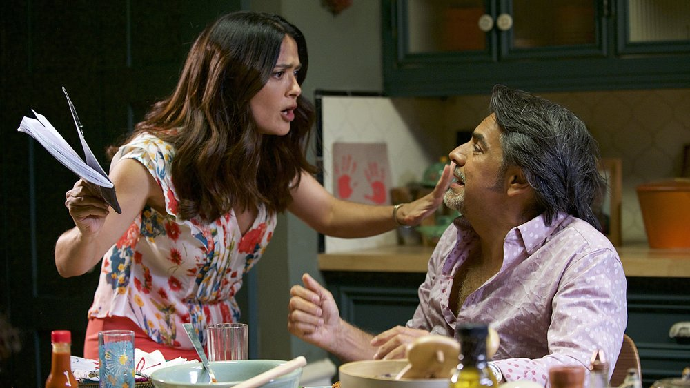 3. HOW TO BE A LATIN LOVER  Pantelion  Pantelion score a hit with this comedy starring Mexican comedian Eugenio Derbez and Salma Hayek. The movie grossed $32.1 million dollars at the U.S. box office.