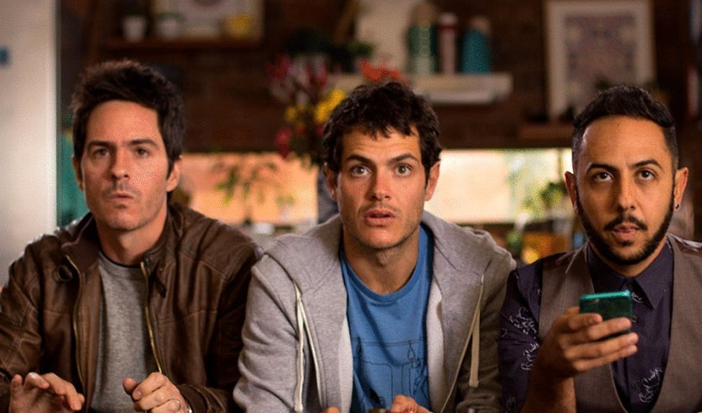 5. HAZLO COMO HOMBRE  Pantelion  Mexico's comedy hit directed by Chilean Nicolás López starring Mauricio Ochmann, Alfonso Dosal and Aislinn Derbez also left its mark in the U.S. box office with $2.5 million.