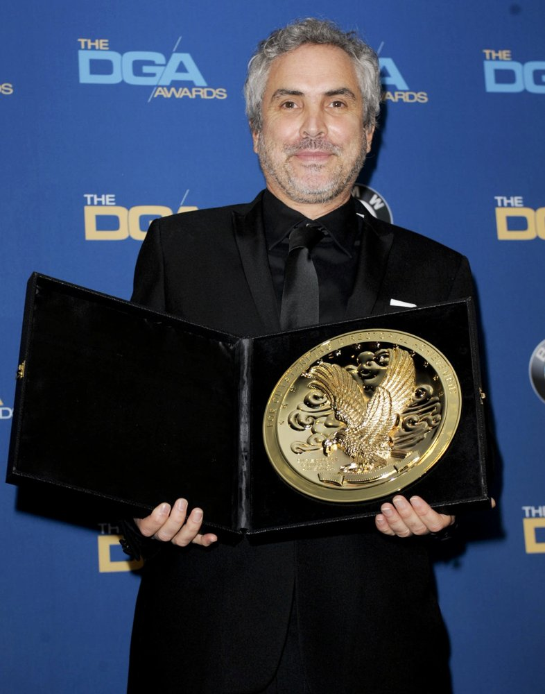 Alfonso Cuarón,  Gravity , 2014.