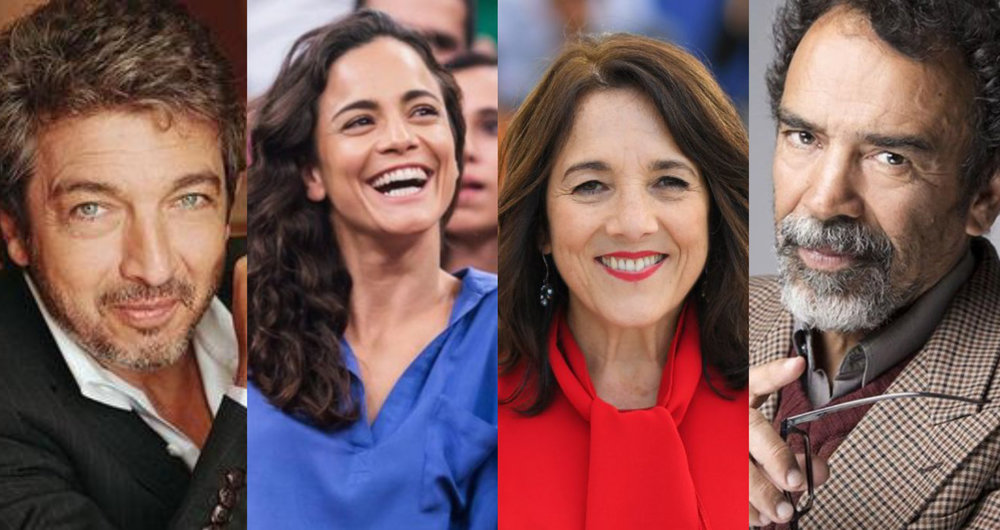 Ricardo Darín, Alice Braga, Paulina García, and Damián Alcázar