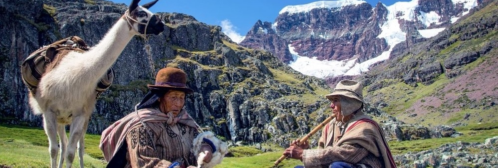 23. WIÑAYPACHA  Óscar Catacora, Peru