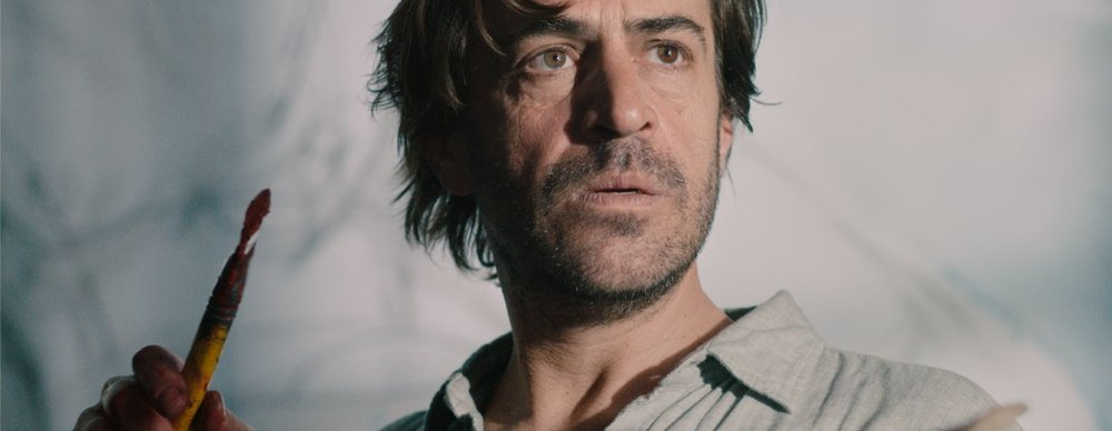 BELMONTE  (Federico Veiroj, Uruguay/Spain/Mexico, 2018, 75 min. In Spanish with English subtitles. New York Premiere)  Q&A with Federico Veiroj   Buy Tickets   A clever and emotionally layered performance from Gonzalo Delgado is the heart of this fourth feature from Uruguayan auteur Federico Veiroj ( The Apostate ). With wry humor and an exquisite sense of place for Montevideo,  Belmonte  follows Javi (Delgado) at a crisis point in his life. He's a successful painter in Uruguay's capital city—presently exploring the tortured world of naked men while preparing an upcoming exhibition—but most of his time is spent working through strained relationships with his elderly parents, his pregnant ex-wife, and their 10-year-old daughter, Celeste (Olivia Molinaro Eijo). As in his second feature,  A Useful Life , Veiroj demonstrates a deft ability to examine the art world with compelling ingenuity, this time through a genuinely funny and rich portrait of an artist pining for a luminous family life.   Friday, February 22, 7pm