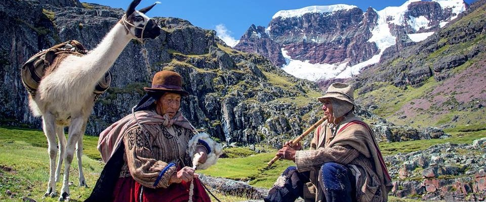 WIÑAYPACHA / ETERNITY  (Óscar Catacora, Peru, 2017, 86 min. In Aymara with English subtitles, New York Premiere)  Buy Tickets   In Óscar Catacora's acclaimed debut feature—the first Peruvian movie shot entirely in the Aymara language—an elderly couple living in a remote part of the Andes faces the challenges of daily life with courage and determination. Like the protagonist couple in Ozu's  Tokyo Story , Willka and Phaxsi stoically carry the sadness of being forgotten by their long-absent son, and yearn for him to return home from the city. With magnificent cinematography, this landmark film delicately draws the emotional story of the filmmaker's grandparents, who taught him Aymara when he was sent by his parents to live with them at age seven.   Screening with   BEFORE MY EYES  ( ante mis ojos , Lina Rodríguez, Colombia, 2018, 7 min. In Spanish with English subtitles, U.S. Premiere) Shot on Super 8mm,  Before My Eyes  is a calm and mysterious portrait of Lake Guatavita, which is considered the inspiration for the legend of El Dorado.    Sunday, February 24, 2pm