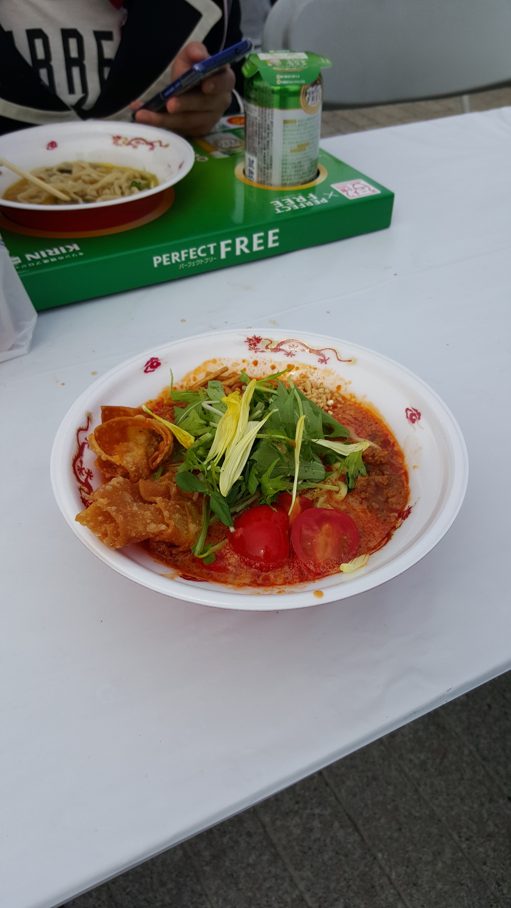 Ramen from out of this world at the Ramen Girls Festival