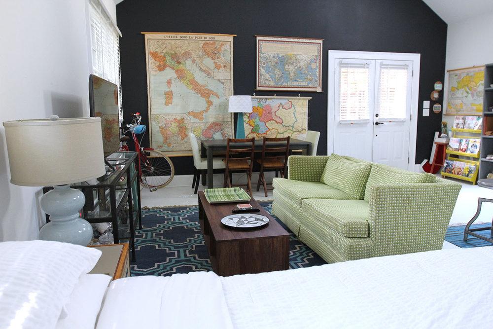 Jo Torrijos States Of Reverie Atlanta Airbnb Modern