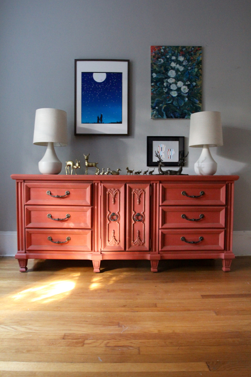 jo-torrijos-a-simpler-design-atlanta-painted-furniture-annie-sloan-barcelona-orange-scandinavian-pink-dresser-gold-details-6.jpg