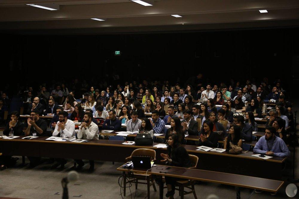 AAC 2015 - Berkeley, CA