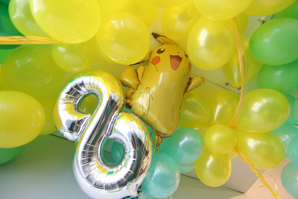 tarynco-events-bug-themed-kids-birthday-party-pikachu-balloons.jpg
