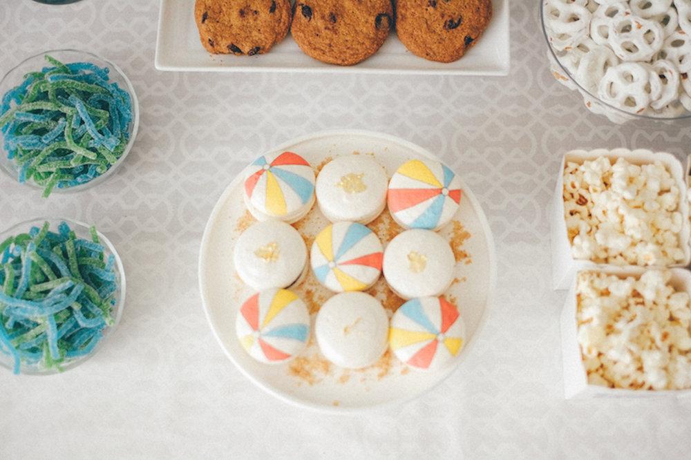 tarynco-sleepover-party-snacks-macaroon-beachball.jpg