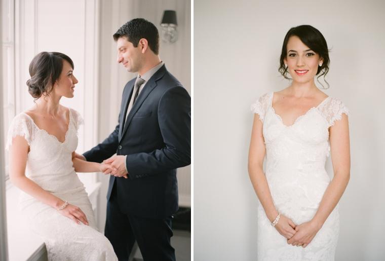 Culver Hotel And Smog Shoppe Wedding Matthew Morgan