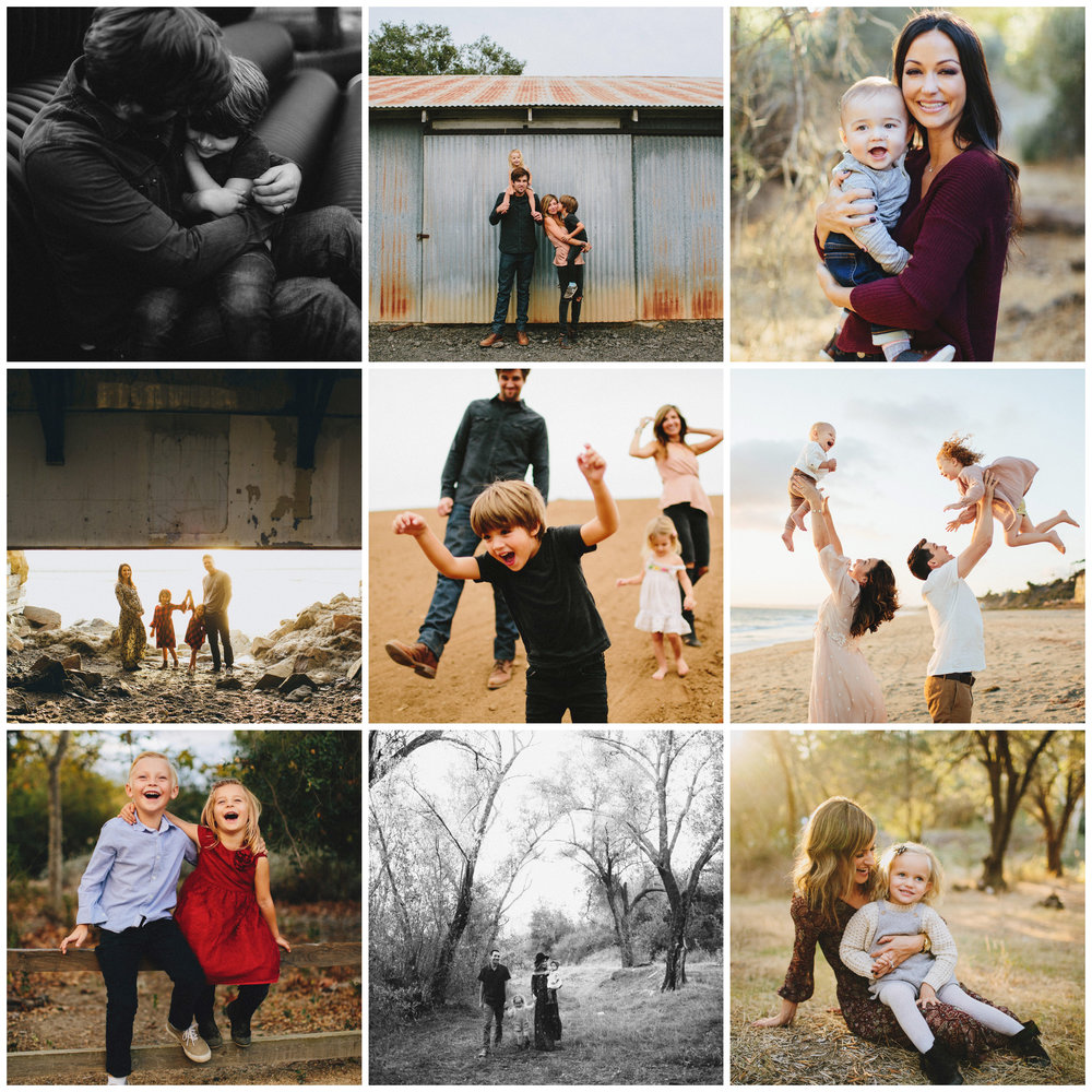 FAMILY PORTRAIT PRICING -