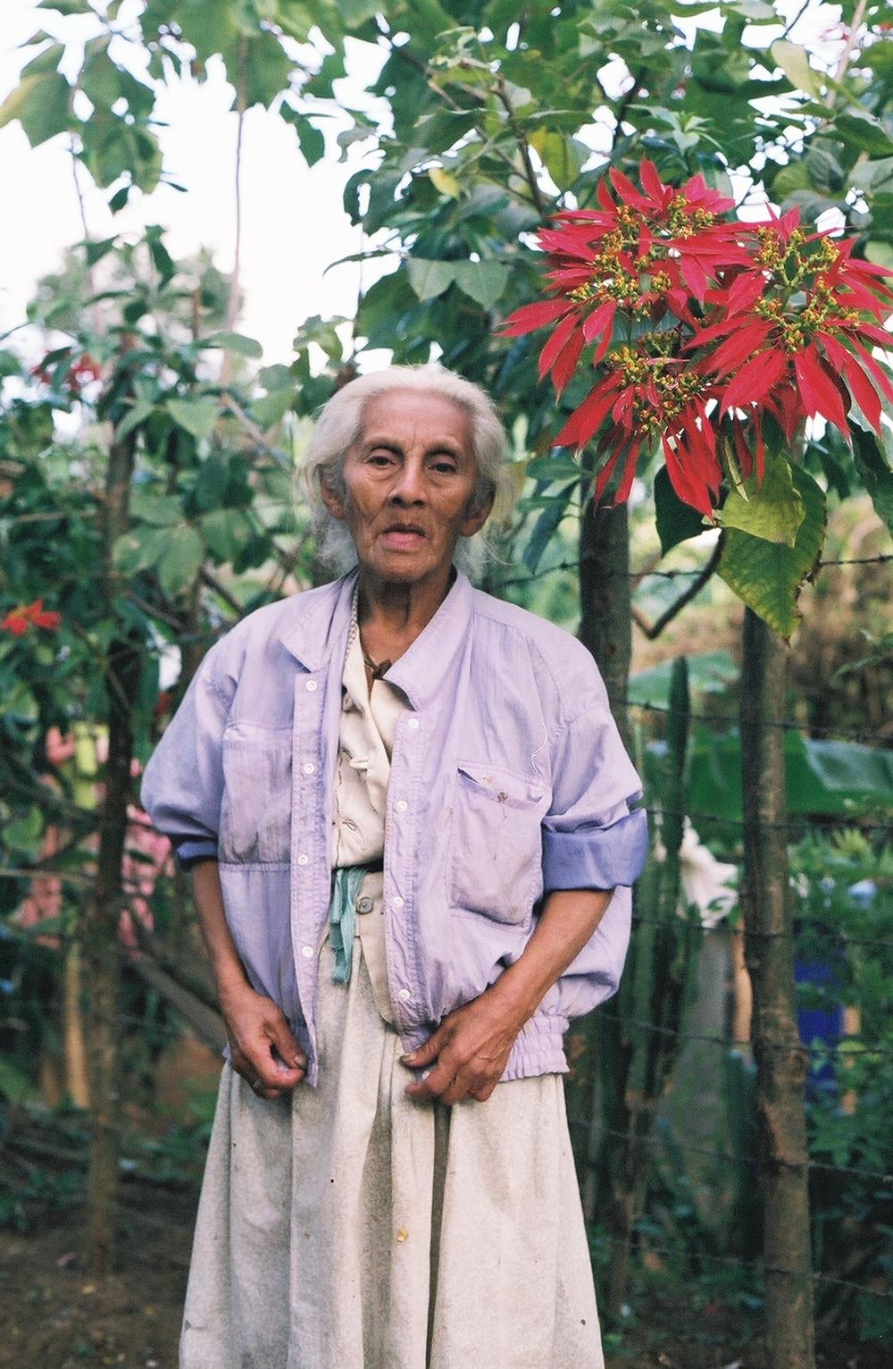 Coffee-farming village, Nicaragua