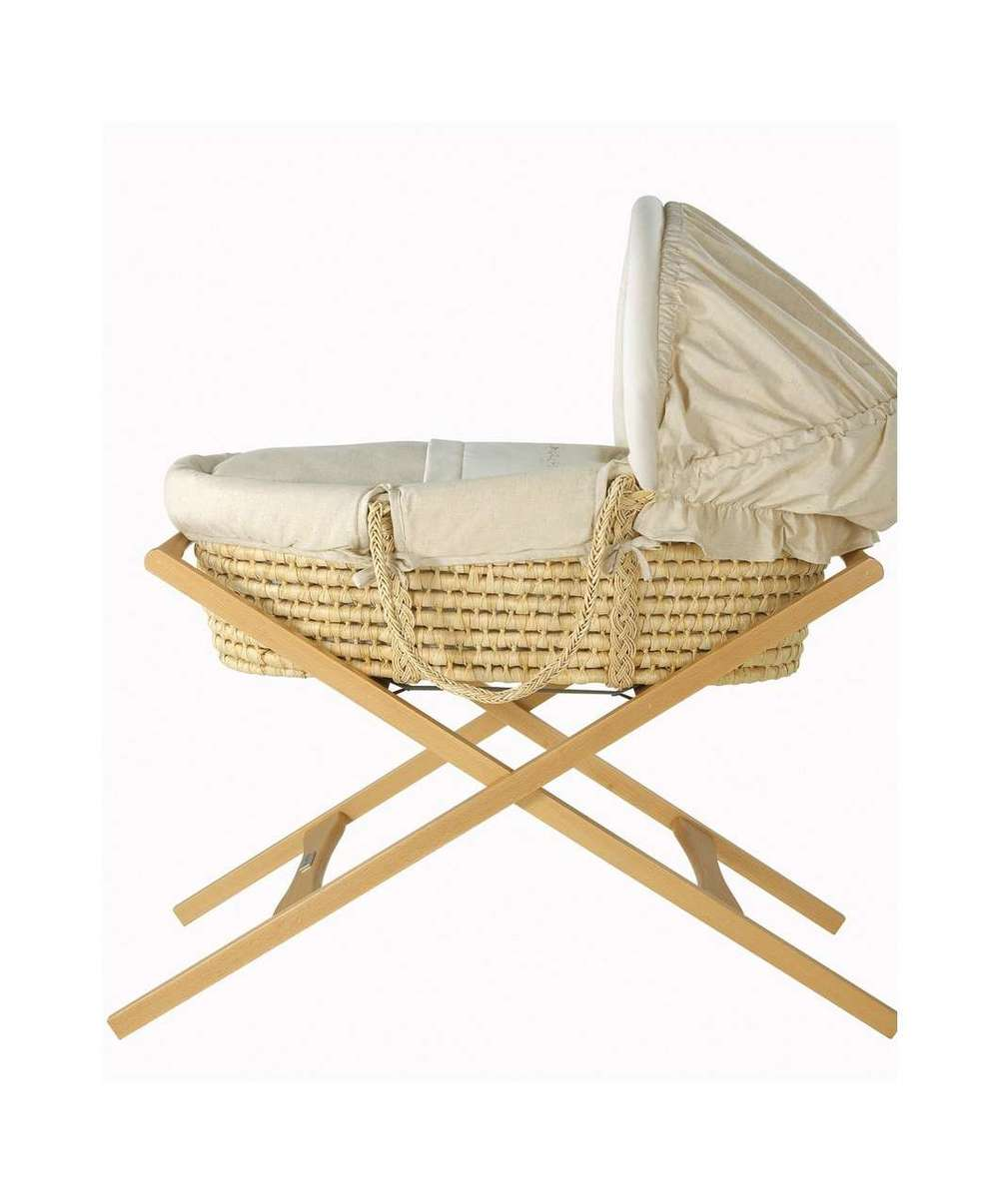 Moses Basket with Folding Stand by Mamas and Papas - Link Here